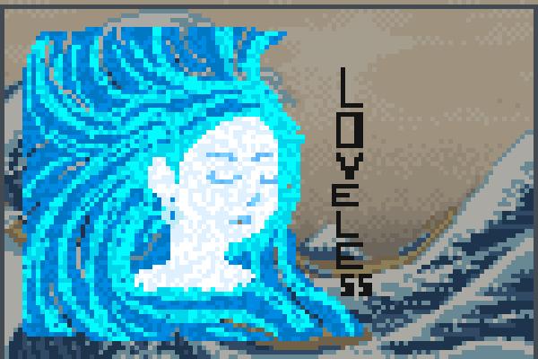 Yuki Pixel Art