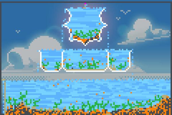 Preview Fishtank in sky World