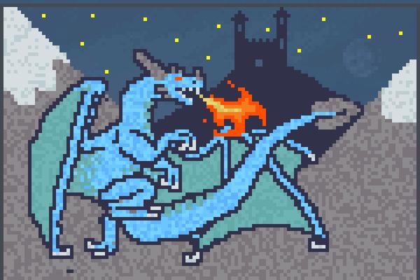 Preview mountin dragon World