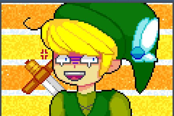 Hey, Listen! Pixel Art