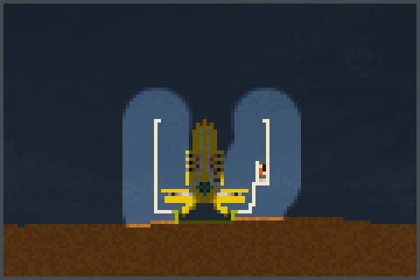 Preview mega spaceship World