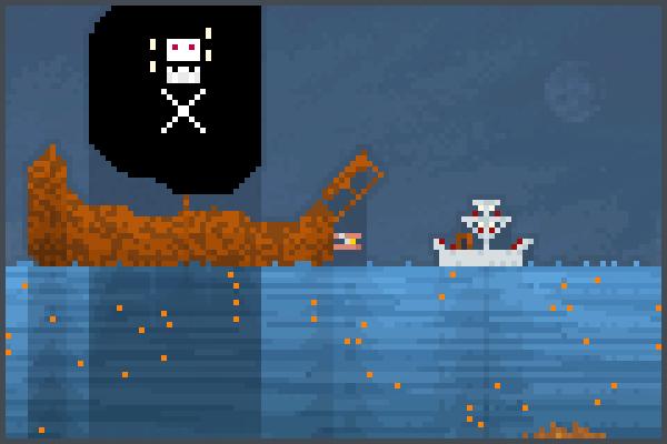 Preview pirate vs sea World