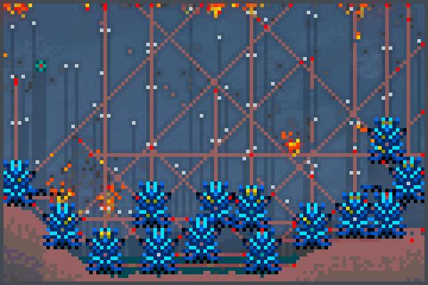 impossible war3 Pixel Art