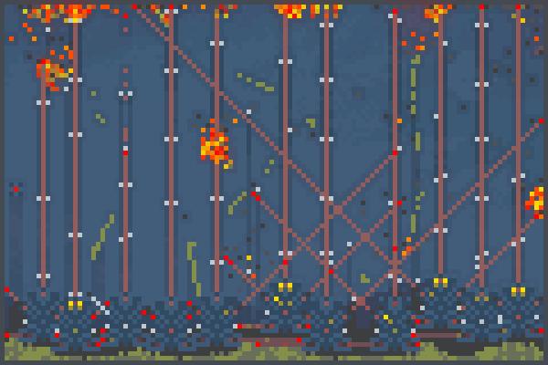 impossible war4 Pixel Art