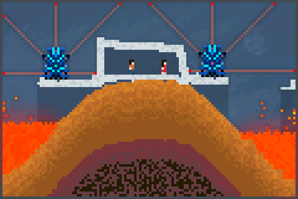base of young Pixel Art