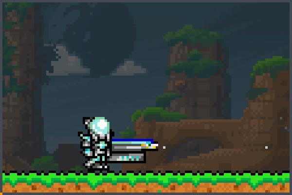 Vortex Armor Pixel Art