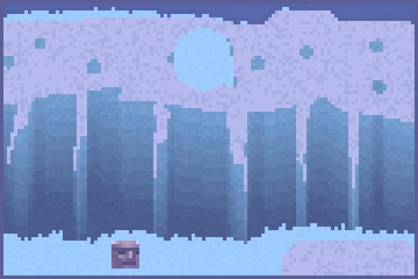 iceland.2 Pixel Art