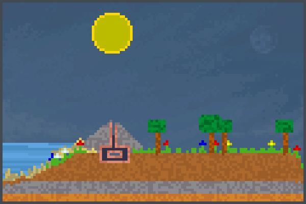 Naturez Pixel Art