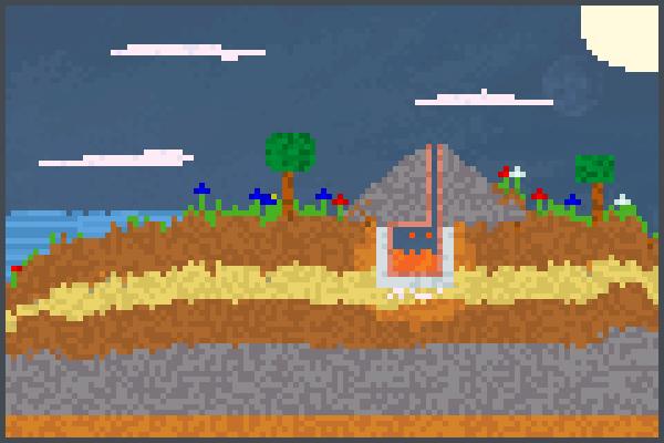 Seu Mundo Pixel Art