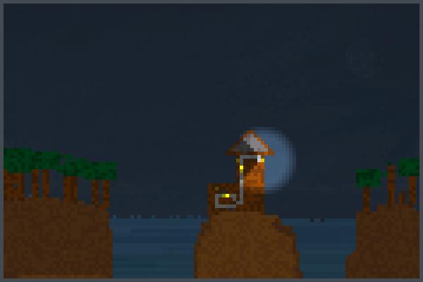 THE LIGHT! Pixel Art