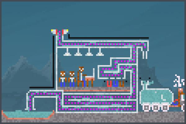 steam corp Pixel Art