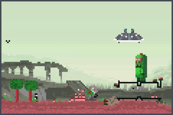 Preview guerra alien World