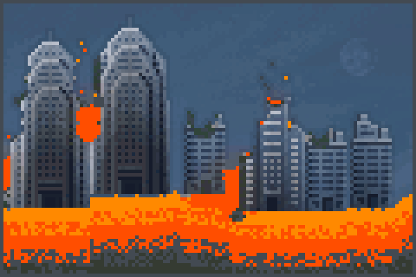 Preview omg fire lava a World