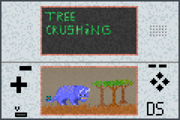 Preview tree crushing World