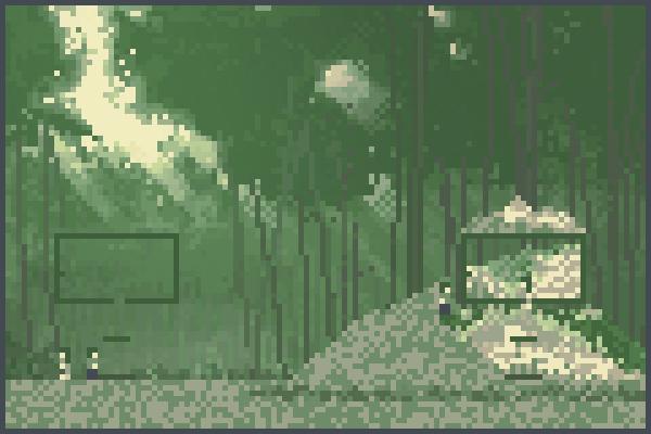 dirt and riches Pixel Art