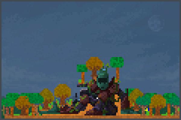 old mech 2.0 Pixel Art
