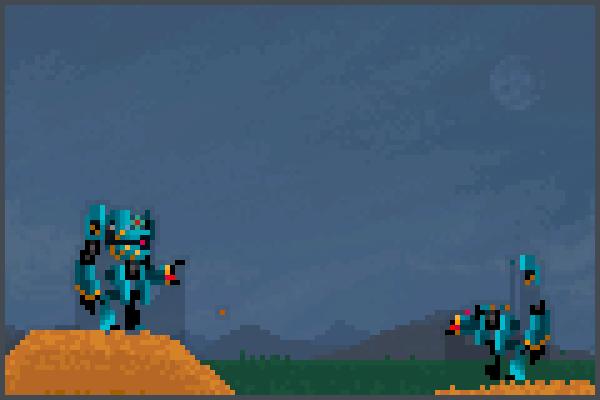 u76ty Pixel Art