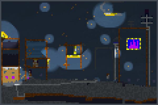 lava xcape Pixel Art