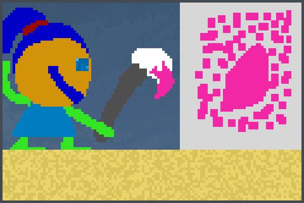 paintthecanvas Pixel Art