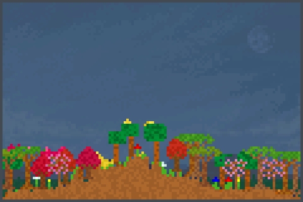 foresters Pixel Art