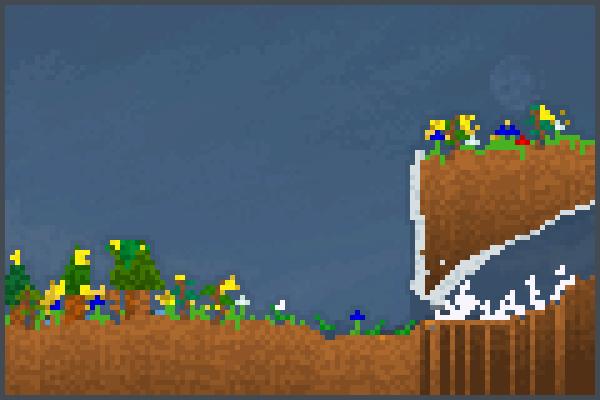 nature is wierd Pixel Art