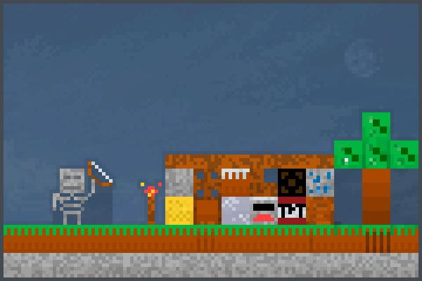 minecraft3l6 Pixel Art