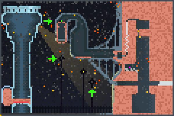 destroed! Pixel Art