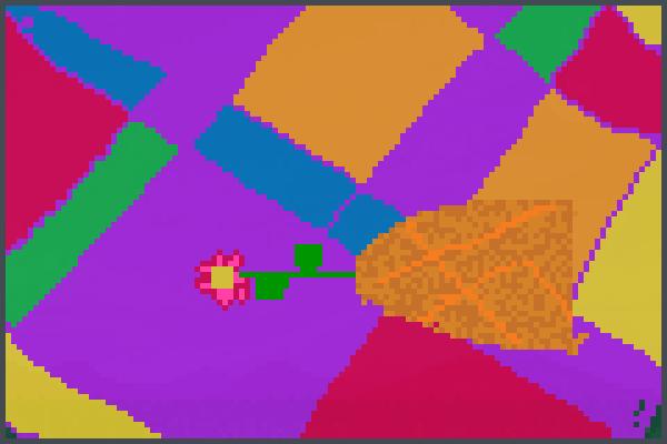 flower pot ! Pixel Art