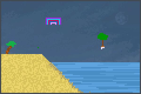 paradice.... Pixel Art
