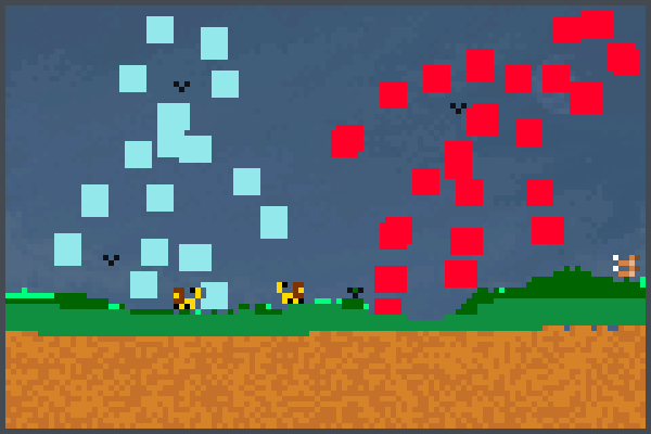 ayuda a animale Pixel Art