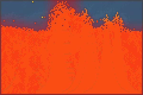 lava 23465 Pixel Art