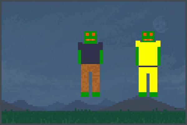 zamdes Pixel Art