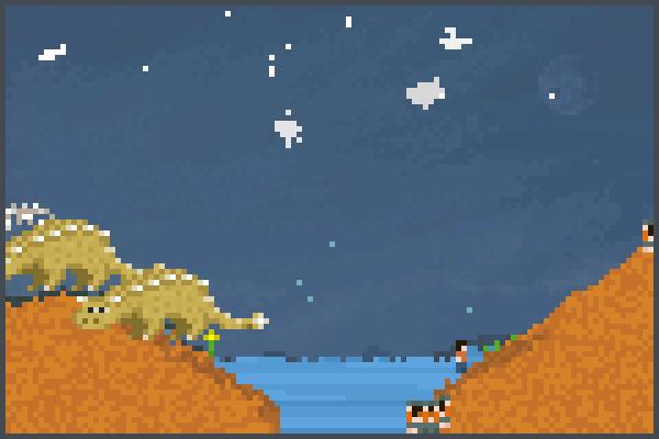 nina3 Pixel Art