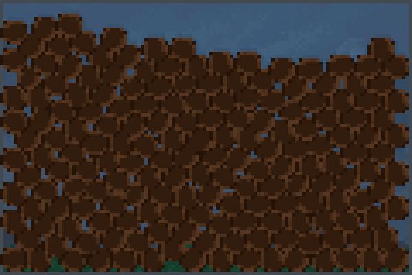 fake rock Pixel Art