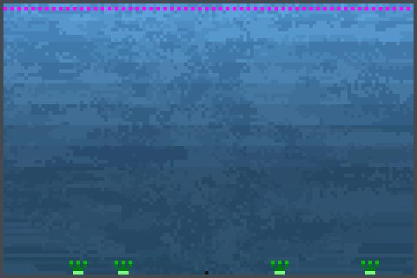 Fish Wartank Pixel Art