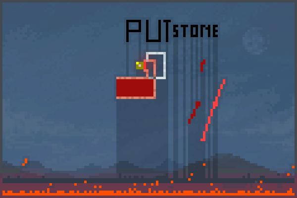 PE flamethrower Pixel Art