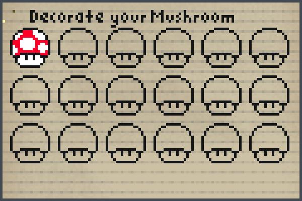 Preview Mushroom entry1 World
