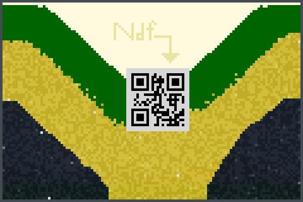 qr is Ndf Pixel Art