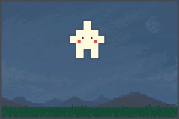 star  boi Pixel Art