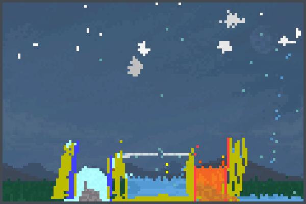 sistema tempera Pixel Art