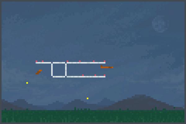 the tri sector Pixel Art