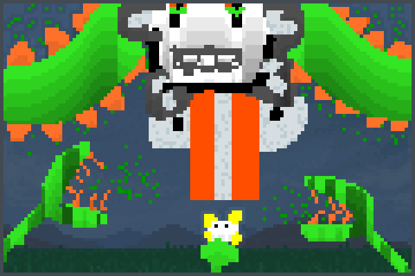 Preview omeger flowey World