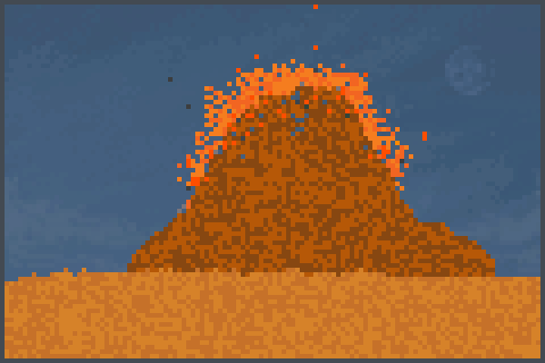 Preview the bombvolcano World