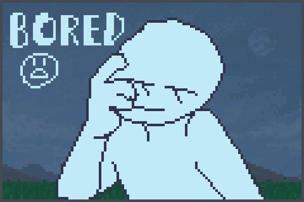 superrrrbored Pixel Art