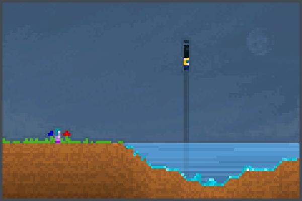 yeetus Pixel Art