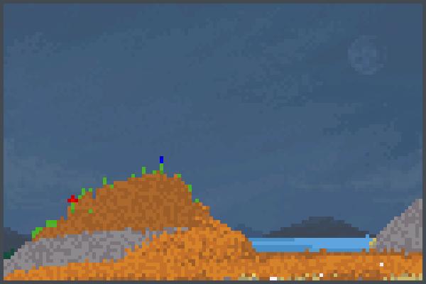 gorki park Pixel Art