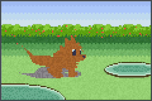 foxyingood mood Pixel Art