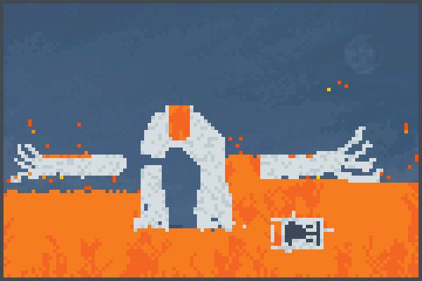 eldestructo Pixel Art
