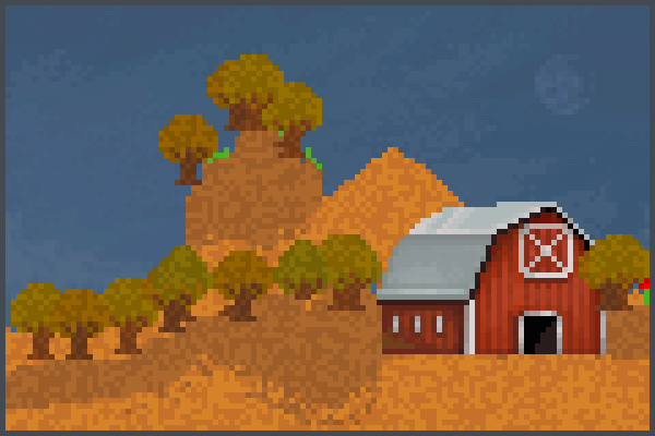 Chuna Pixel Art