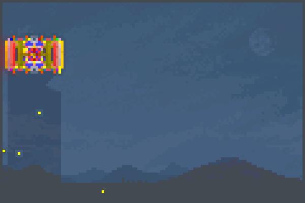 Skyrobot 10000 Pixel Art